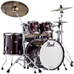 Pearl-RFP-Reference-Pure-Low-Mas-EvenPly-Maple-Birch-and-African-Mahogany-Fusion-Shell-Pack-20×18-10×8-12×9-14×14