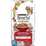 Purina Beneful Originals With Real Beef Dog Food 40 lb. Bag