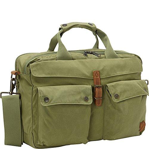 nieuwste online verkoop best Fjallraven Greenland Briefcase, Green: Amazon.ca: Luggage & Bags