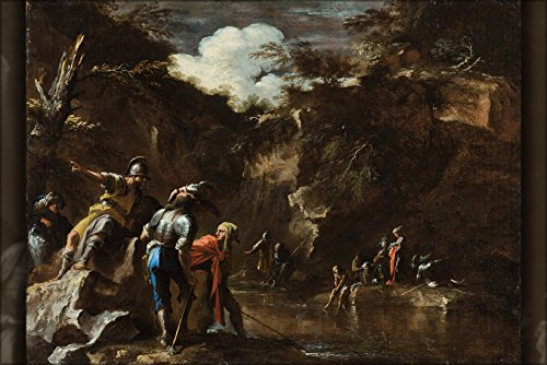24x36-poster-salvator-rosa-scene-from-greek-history-thales-causing-the-river-to-flow-on-both-sides-o