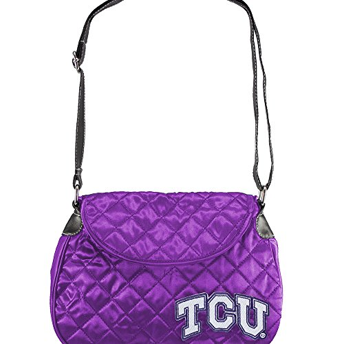 Quilted Frog (NCAA TCU Horned Frogs Quilted Saddlebag)