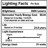 Sunlite 03610-SU LU70/MED High Pressure Sodium