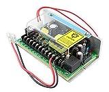 AC110-220V 50-60HZ DC12V 3A Door Access Control Power Supply Backup Battery Port