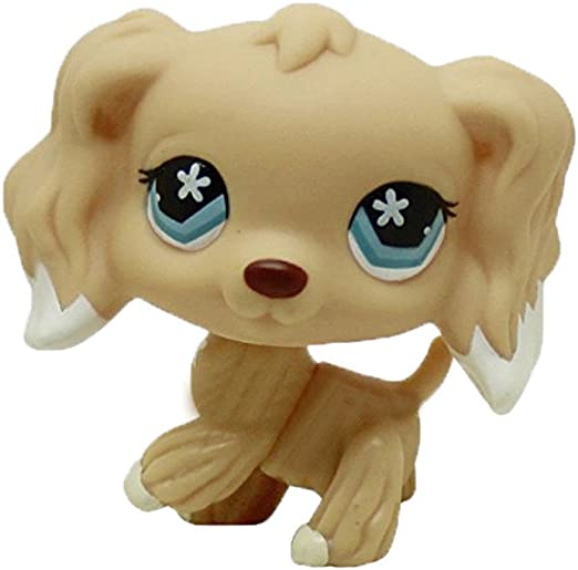 20 PCS Littlest Pet Shop Cute Cat Dog Animals Figures Lot Random Style Toys New