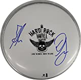 head bands ga - Dan Smyers Shay Mooney Band Signed Autographed 10 Inch Drumhead GA 750494