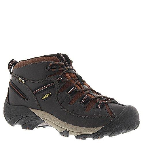 Men's Keen 'Targhee Ii Mid' Hiking Boot, Size 11 M - Black