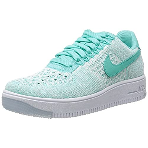 factory price b0907 bcbb4 durable modeling Nike Women's AF1 Flyknit Low Casual Shoe ...