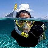 Adventurer Swim Set With Hi-Flow Snorkel - Soft
