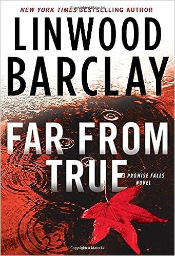 Gratis online lydbøger uden at downloade Far From True: A Promise Falls Novel (Promise Falls Trilogy) PDB