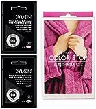 DYLON ダイロン マルチ エボニーブラック×2 & カラーストップ セット[日本正規品]