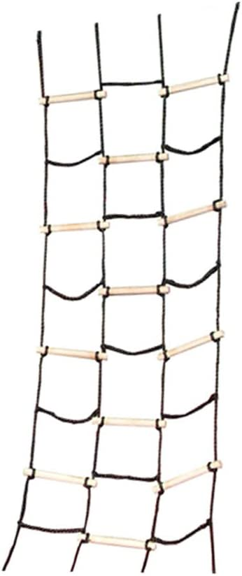 Climbing Cargo Net for Kids Outdoor Play Sets, Jungle Gyms, SwingSets and Ninja Warrior Style Obstacle Courses