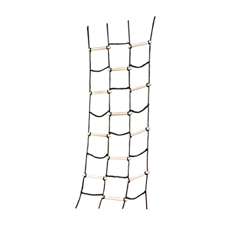 amazon com climbing cargo net for kids outdoor play sets jungle