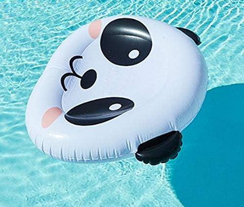 Amazon.com: Flotador hinchable para piscina con cara de ...
