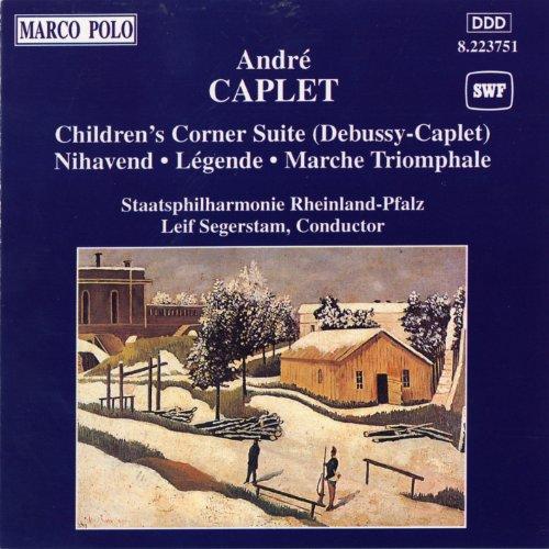 Estampes: No. 1. Pagodes (arr. A. Caplet): (One Caplets)