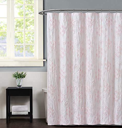 Christian Siriano Pretty Petals Shower Curtain 72