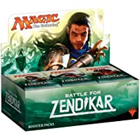 Wizards of the Coast Magic the Gathering (MTG) Battle for Zendikar Booster Box Display (36 packs)