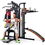 HARISON 119G Home Gym, Three Station, Durable Frame, Smooth Motion HARISON
