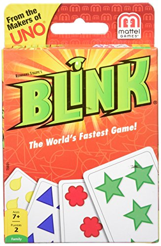 Mattel Games Blink - The World's Fastest Game! (Top 10 Best Selling Games Of All Time)
