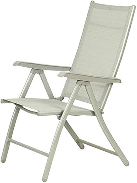 Tumbonas reclinables Sillas reclinables para sillas de jardín Sillas de Gravedad Cero Plegable Tumbona Posiciones múltiples Ajustables para Patio Sentarse al Aire Libre y acostarse Uso Dual: Amazon.es: Hogar