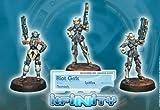 Riot Grrls (Spitfire) (1) Nomads Infinity Corvus Belli