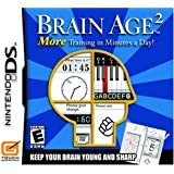 Brain Age 2 More Training in Minutes a Day (Nintendo DS) (NTSC)