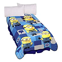 Universal Minions Think Outside Blanket
