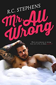 Mr. All Wrong (Mister Series Book 1) by [Stephens, R.C.]