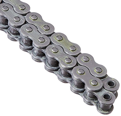 Final Drive Sprocket - DID 530VX-118 X-Ring Chain with Connecting Link