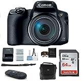Canon PowerShot SX70 HS Digital Camera Bundle, Includes: 64GB...