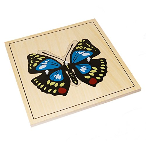 Montessori Butterfly Puzzle