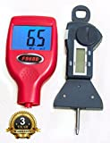 FenderSplendor FS688 Paint Meter with Digital Tire Gage, 15000 Sold. Warrantied in the USA . 3 Year Exchange Warranty. Avoid $3000 Losses by Missing Paintwork.