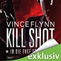 Kill Shot: In die Enge getrieben Audiobook by Vince Flynn Narrated by Stefan Lehnen