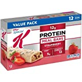 Special K Protein Strawberry Meal Bar, 12 Count  (Pack of 5)