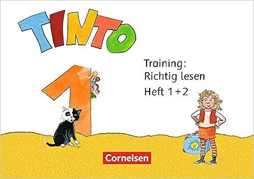 Tinto 1 Neubearbeitung 2018 1 Schuljahr Training Richtig