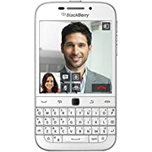 BlackBerry Classic SQC100-1 White Limited Edition Factory Unlocked