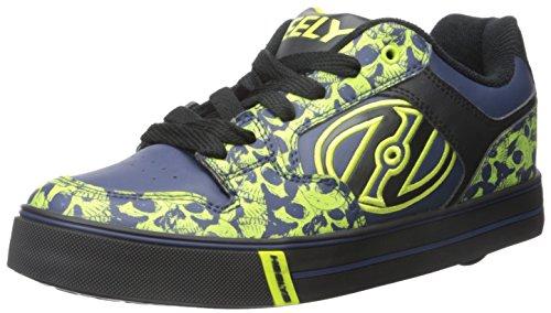 Heelys Motion Plus - Away Niños Multicolore (Black/Navy/Lime)