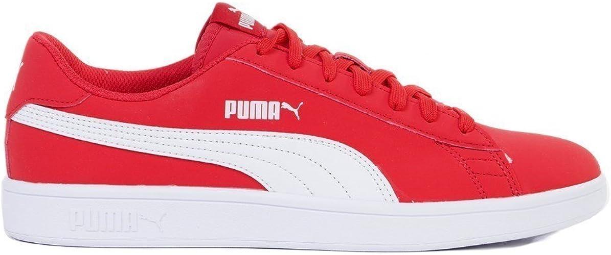 PUMA Smash V2 Buck - 36516003 Red Size