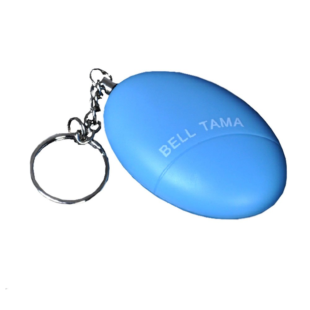 Emergency Self-Defence Electronic Personal Security Keychain Alarm - Light Blue Kylin Express