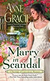 Marry in Scandal (Marriage of Convenience) by  Anne Gracie in stock, buy online here