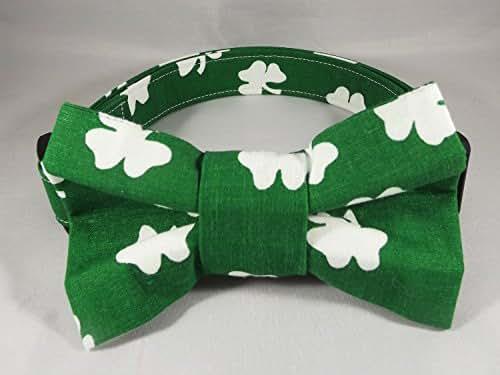 Amazon.com: St. Patrick's Day Shamrock Dog or Puppy Collar