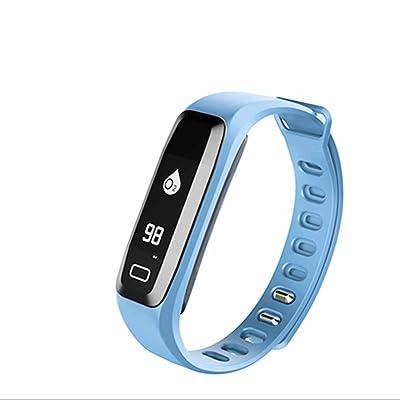 Smart Watch Phone Montre Intelligente Sport Avec Ecran Tactile Tracker de Fitness Magnétique Recharge Alertes Appel SMS Whatsapp Compatible IOS Android