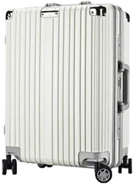 YSZG Aluminum Frame Trolley Universal Wheel Luggage Password Business Boarding Bag Travel Student Luggage,