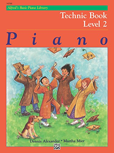 Alfred's Basic Piano Library - Graduation Book 2: Learn to Play with this Esteemed Piano -
