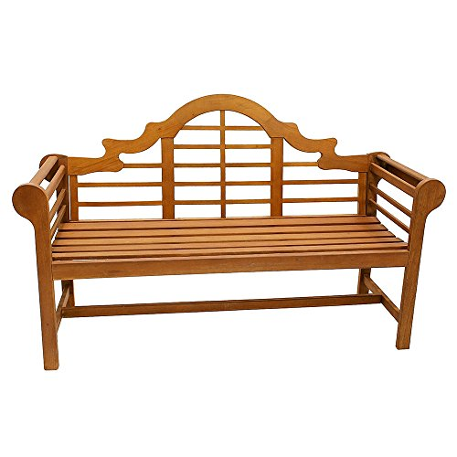 Achla Designs Lutyen Bench, 5-Feet by Achla