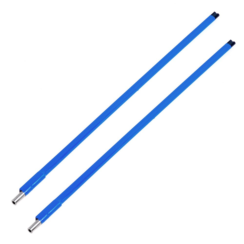 Kmise A2379 Double Style Guitar Truss Rod Steel A3 7.5 x 414mm Blue