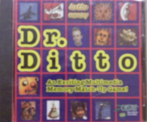 Dr. Ditto (Version 3.2 New for Windows)