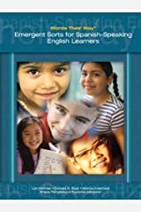 Words Their Way: Emergent Sorts for Spanish-Speaking English Learners Paperback