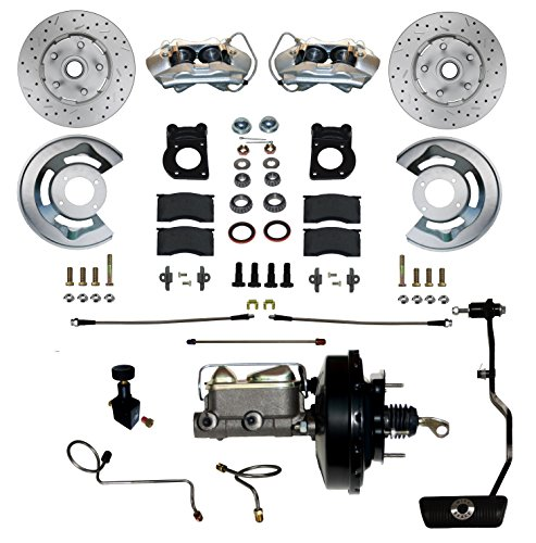 Transmission Conversion Kit (GPS Automotive FC0002-3405AX - Power Conversion Kit with 9