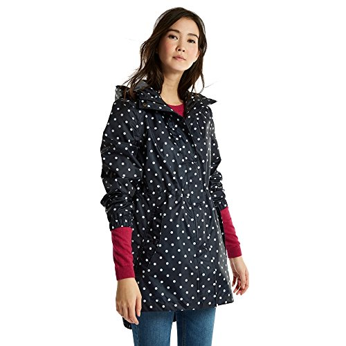 Joules Ygolightly Jacket 8 Reg Navy Spot by Joules (Image #4)'