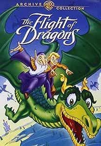 Flight Of Dragons [Edizione: Stati Uniti] [Reino Unido] [DVD]